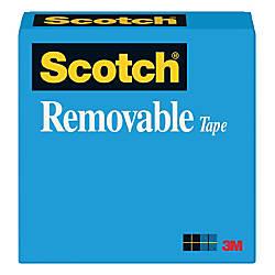 Scotch Magic 811 Removable Tape 1