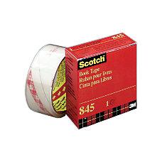 Scotch 845 Book Tape 2 x