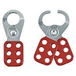 Master Lock Steel Lockout Safety Hasps
