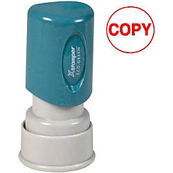 Xstamper One Color Specialty Stamp Round
