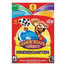 Jumpstart Advanced Kindergarten Games Version 30