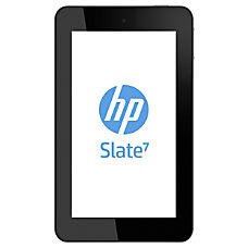 HP Slate 7 16 GB Tablet
