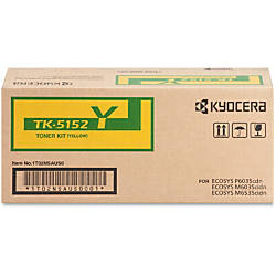 Kyocera TK 5152Y Original Toner Cartridge