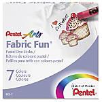 Pentel Arts Fabric Fun Pastel Dye