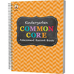 Carson Dellosa Common Core Assessment Record