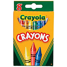 Crayola Tuck Box Crayon 36 Length