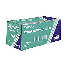 Reynolds Foodservice Standard Roll Film 12