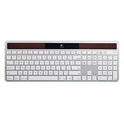 Logitech K750 Wireless Solar Keyboard For