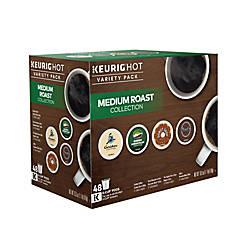 Green Mountain Coffee Pods Medium Roast