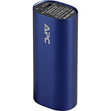 APC Mobile Power Pack 3000mAh Li
