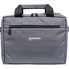 Manhattan Copenhagen 101 Laptop Briefcase Dark
