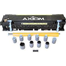 Axio 120V Maintenance Kit LaserJet 4000