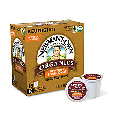 Newmans Own Organics Special Blend Decaffeinated