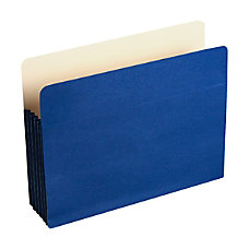 Wilson Jones ColorLife File Pockets 9