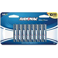 Rayovac Alkaline AA Batteries AA Alkaline
