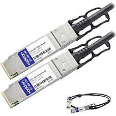 AddOn MSA and TAA Compliant 40GBase