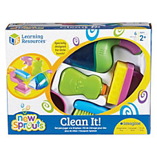 New Sprouts Clean It Play Set