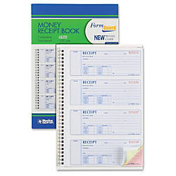 Rediform Prestige Money Receipt Book 100