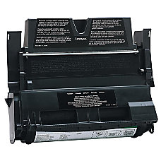 Lexmark 12A5361 Black Toner Cartridge
