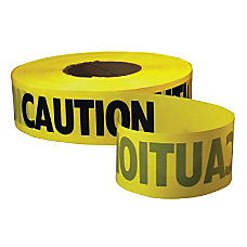 Empire Economy Caution Barricade Tape 3