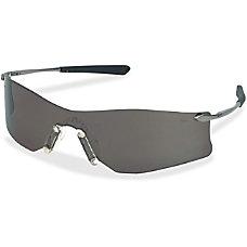 Crews Rubicon Protective Eyewear Gray Anti