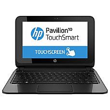 HP Pavilion 10 TouchSmart 10 e000