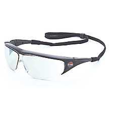 HD 400 SERIES BLACK FRAME SILVER
