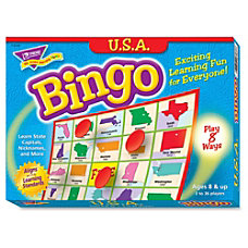 Trend USA Bingo Game