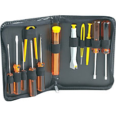Manhattan 13 Piece Computer Tool Kit