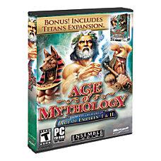 Cosmi Computer Games Age Of Mythology