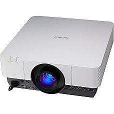 Sony VPLFHZ700LW LCD Projector 1080p HDTV