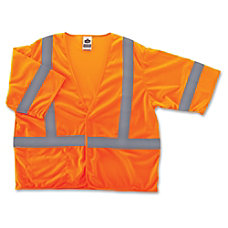 GloWear Ergodyne GloWear Class 3 Orange