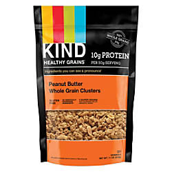 KIND Healthy Grains Peanut Butter Clusters