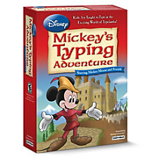 Disney Mickeys Typing Adventure Mac Download
