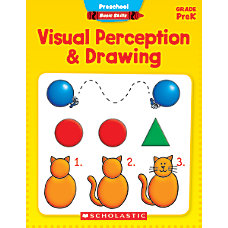 Scholastic Basic Skills Preschool Visual Perception