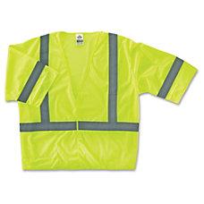 GloWear Ergodyne GloWear Class 3 Lime