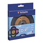 Verbatim Digital Vinyl CD R Bulk