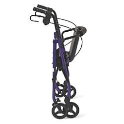 Guardian Basic Rollator 6 Wheels Purple