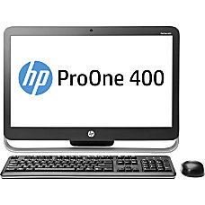HP Business Desktop ProOne 400 G2
