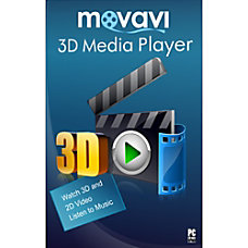 Movavi 3D Media Player 31 Personal