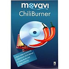 Movavi ChiliBurner 33 Personal Edition Download