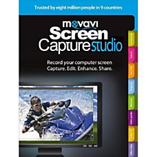 Movavi Screen Capture Studio 4 Business