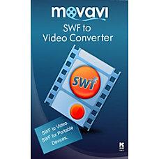 Movavi SWF to Video Converter 20