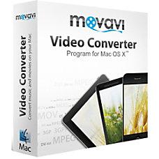 Movavi Video Converter 3 for Mac