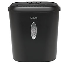 Ativa 8 Sheet Cross Cut Shredder