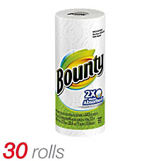 Bounty Paper Towels 2 Ply 44