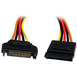StarTechcom 12in 15 Pin SATA Power