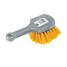 Rubbermaid Pot Scrubber Brush 8 Plastic