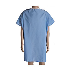 DMI Convalescent Gowns With Back Tape