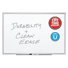 Quartet Magnetic Porcelain Dry Erase Board